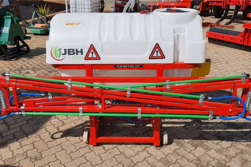 Boom sprayers JBH 600lt Boomsprayer Spraying equipment