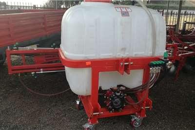 Boom sprayers New 500l Boomsprayer with 8m Boom Spraying equipment