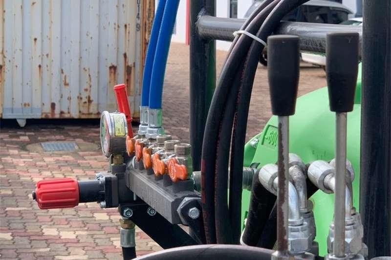Boom sprayers Tractor Mounted 600L Spray Rig Spraying equipment