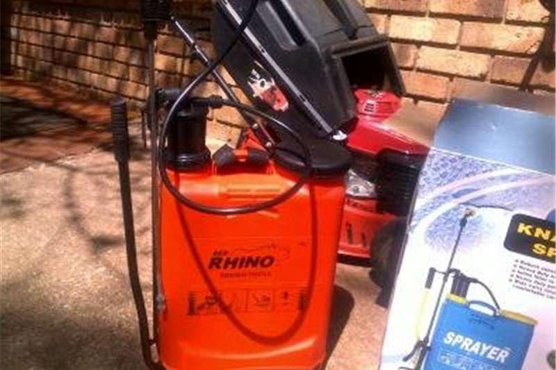 Spraying equipment Hand operated sprayers BACKPACK POWER SPRAYER 16 LITER NEW