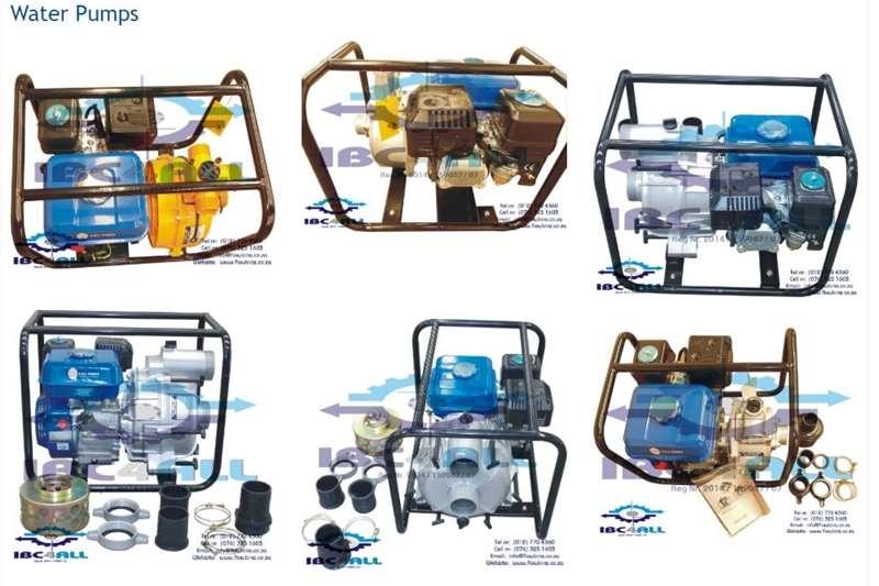 Spraying equipment High clearance sprayers CRI Petrol/Diesel Driven WATER Pumps Self Priming 2001
