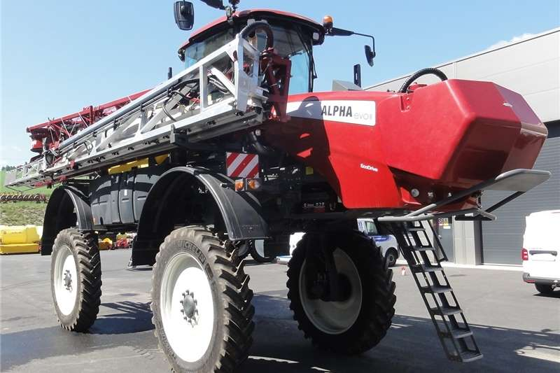 High clearance sprayers HARDI ALPHA EVOII 5100 Liter Spraying equipment