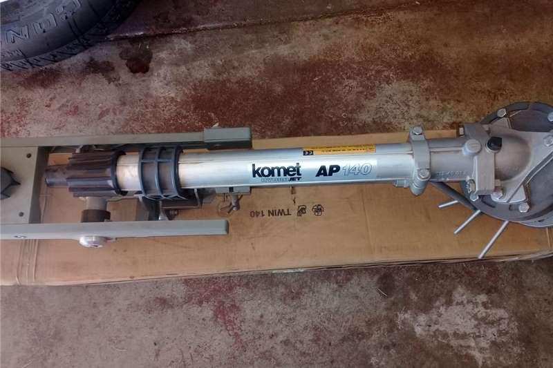 Spraying equipment High clearance sprayers Komet Sprayer