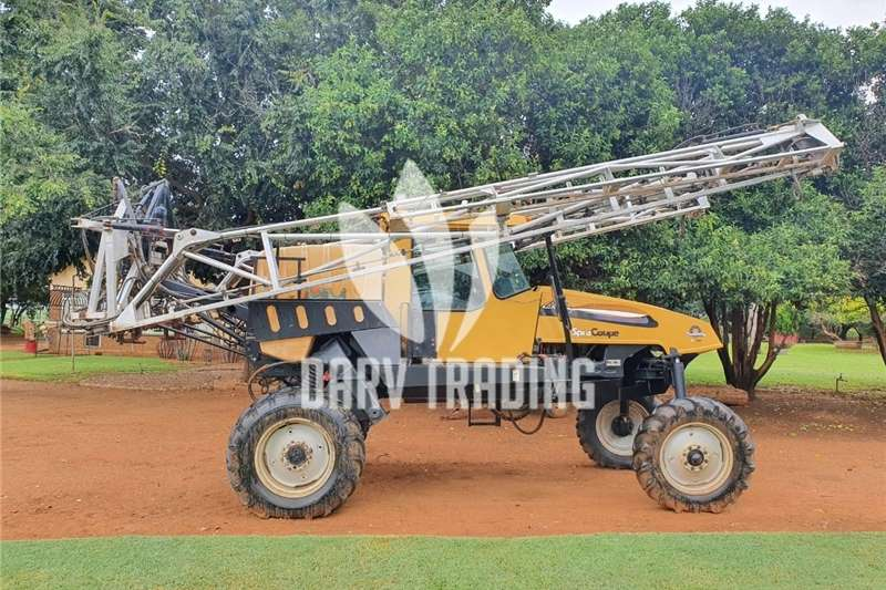 Planter sprayers Challenger Spra Coupe Sprayer Spraying equipment