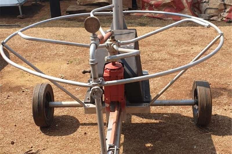 Self-Propelled sprayers impact sprinkler Spraying equipment