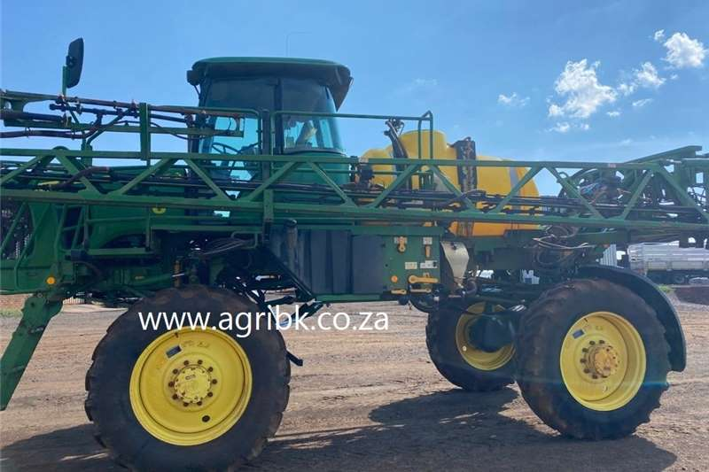 Self-Propelled sprayers John Deere 4630 Wide Spraying equipment