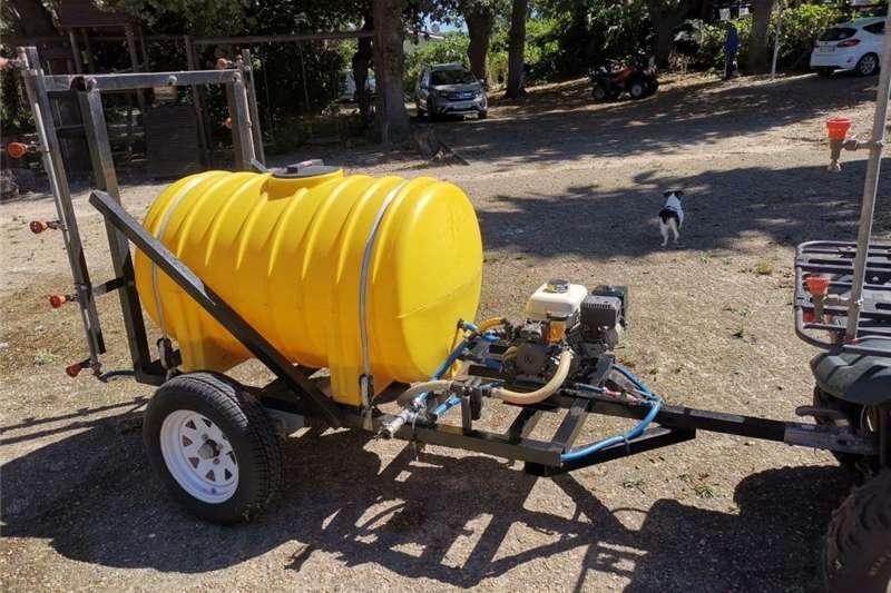 Trailed sprayers 500 l Crop Sprayer with Honda 160 petrol engine an Spraying equipment