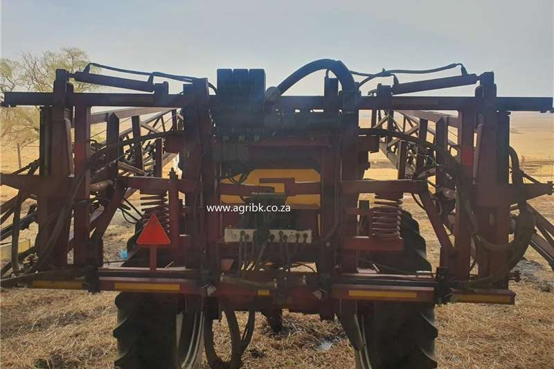 Trailed sprayers Hardi Ranger 2500 Spraying equipment