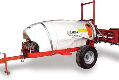 Trailed sprayers JBH AGRI 2000 LITRE CROP SPRAYER 16M BOOM H/CLEAR Spraying equipment