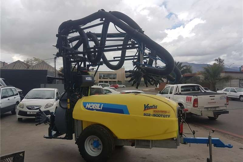 Trailed sprayers NOBILI SPRAYER Spraying equipment