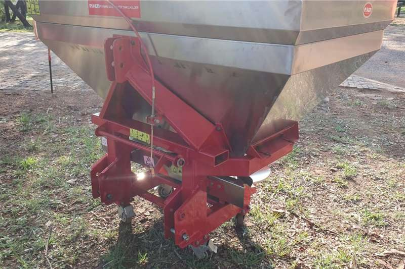 3 point spreaders New 1000l Stainless Steal Firtilizer Spreader Spreaders