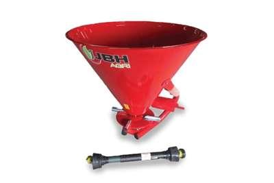 Fertiliser  JBH AGRI 600 LITRE   SINGLE DISC Spreaders