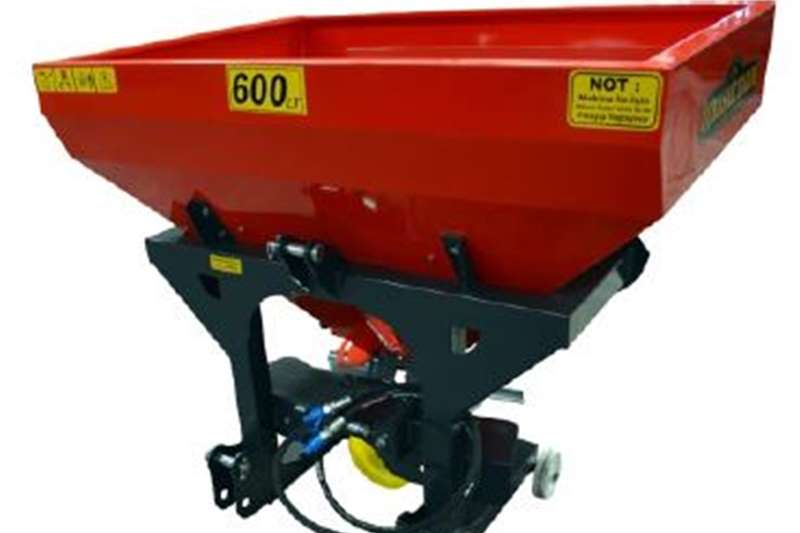 Fertiliser  KUNSMIS STROOIER Spreaders