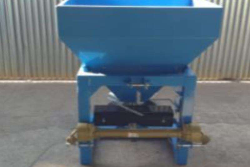 Spreaders Fertiliser spreader Tuffy Fertilizer Spreader