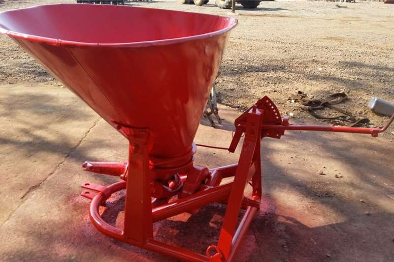Spreaders Fertiliser spreader U Make Kunsmis Strooier / Fertilizer Spreader Pre