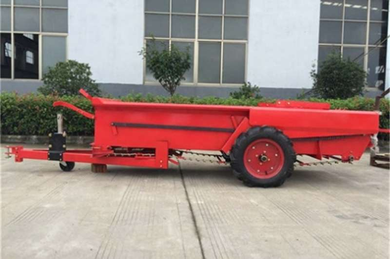 Spreaders Fertiliser spreader We have different types of manure spreader  that w