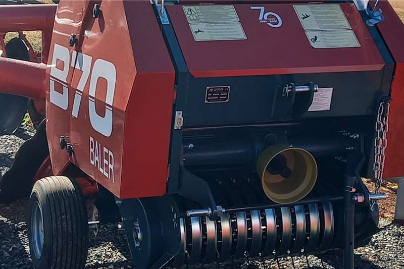 Staalmeester B70 Harvesting equipment