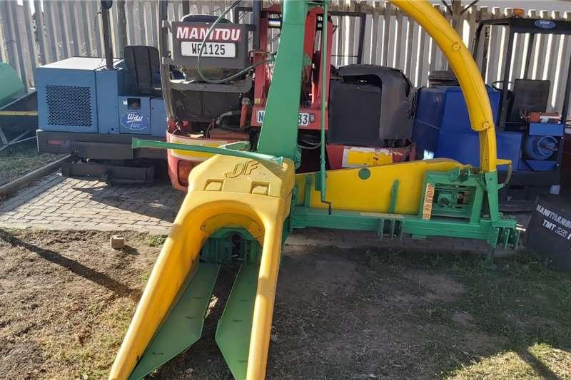 Staalmeester Harvesting equipment JF 92 Z10 Kuilvoerkerwer Forage Harvester