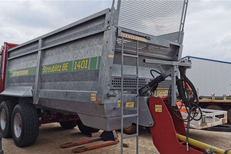 Strautmann Spreaders New Strautmann 1401 BE Spreader 2019