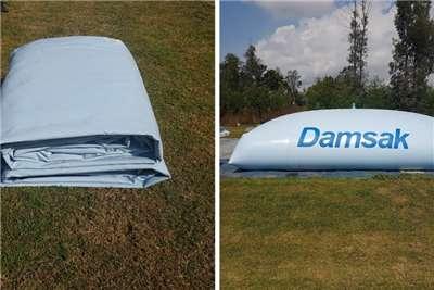 Dams DamSak   Bladder Reservior Structures and dams