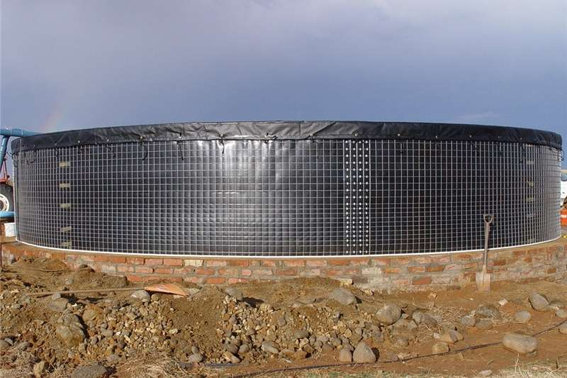 Structures and dams Dams Portable Water Tanks