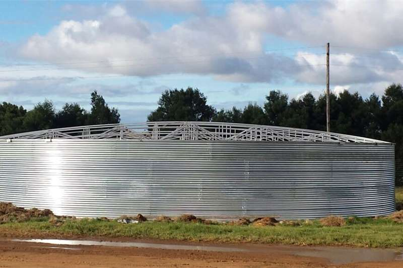 Structures and dams Dams Water Storage Tanks