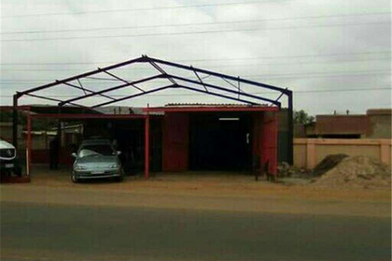Structures and dams Factories and warehouses Steel structures