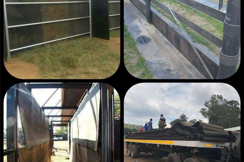 Factories and warehouses Used Conveyor Belt For Sale Structures and dams