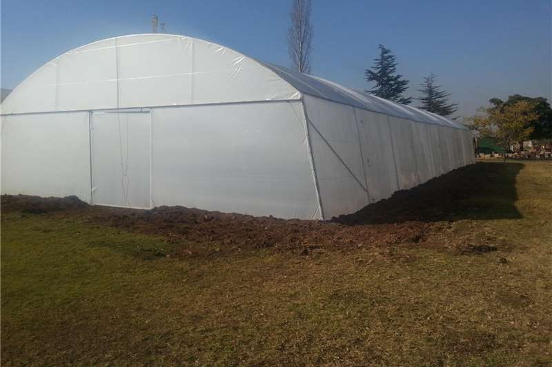 Greenhouses B Grade Steel  Greenhouse Tunnels for sale Structures and dams