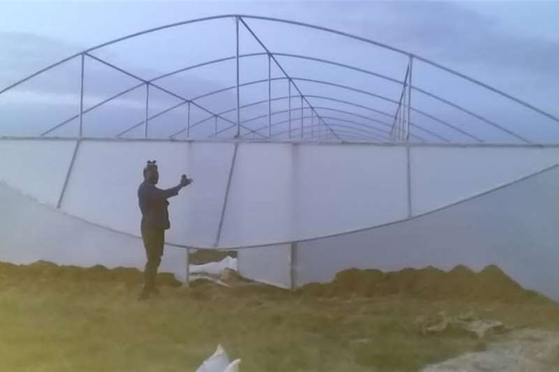Greenhouses Greenhouse Structures and dams