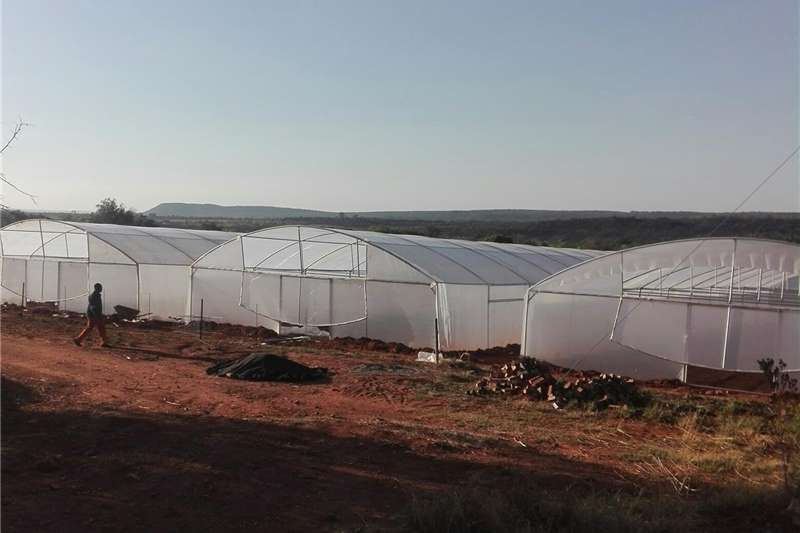 Greenhouses Hazyview Greenhouse tunnels for sale Structures and dams