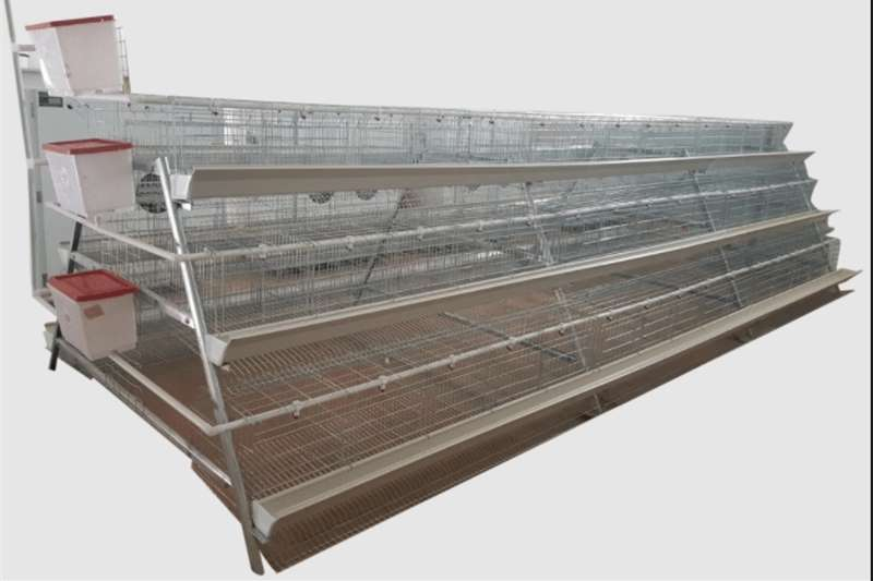 Livestock housing  FRD Cage Structures and dams