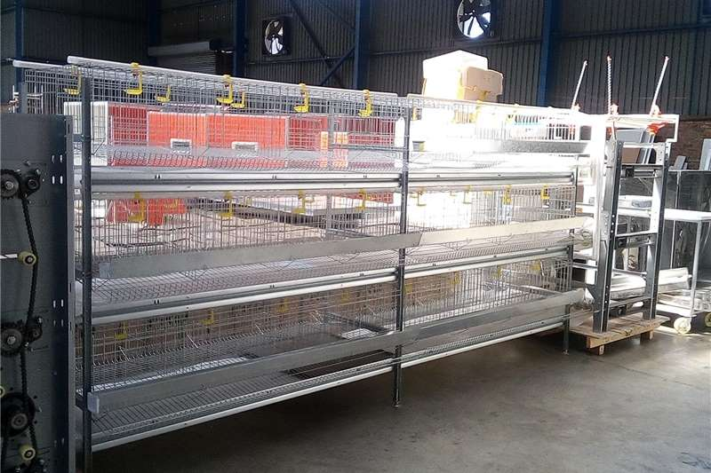 Livestock housing  Poultry equipment Structures and dams