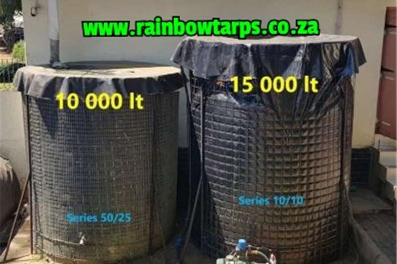 Storage solutions Welded Mesh Water Tanks Structures and dams