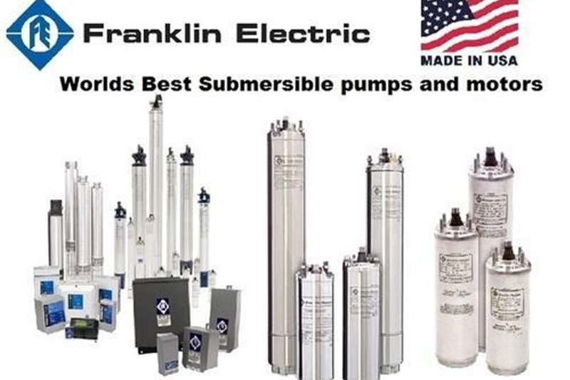 FRANKLIN Submersible  Borehole Motor  45Kw  400V Submesrsible pump / dompel pompe
