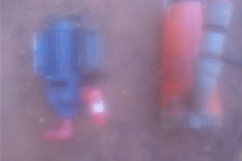 Submesrsible pump / dompel pompe Speroni Borehole pump