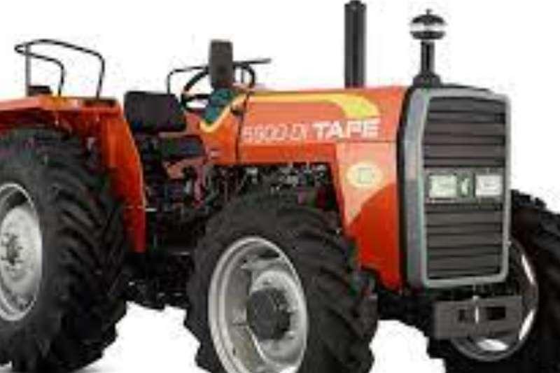 TAFE 4WD tractors TAFE 5900 DI 4WD Tractors