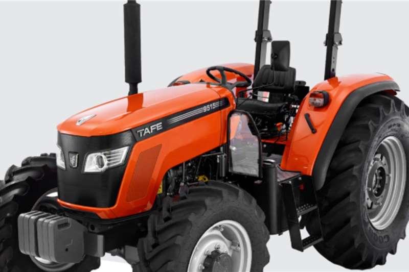 TAFE 4WD tractors TAFE 9515 4WD Tractors