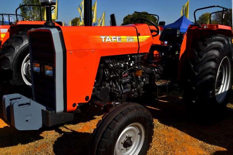 TAFE Compact tractors TAFE 8502 2WD Tractors