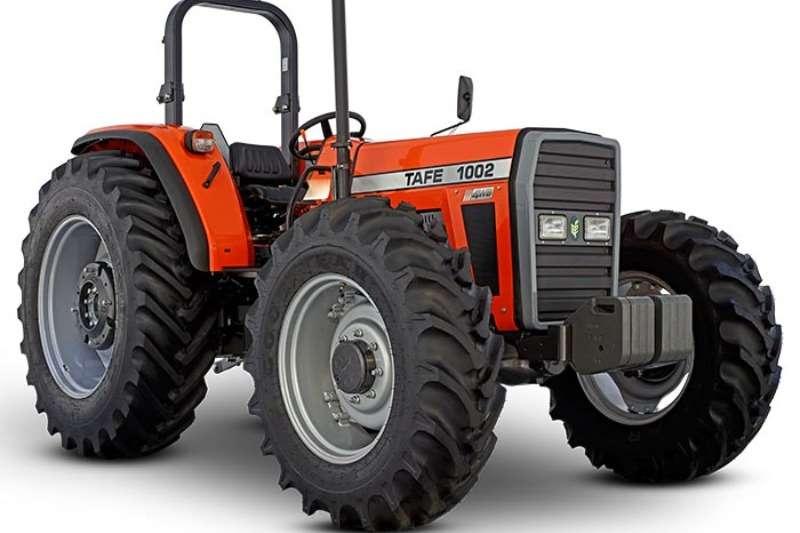 TAFE Tractors Four wheel drive tractors TAFE 1002 4WD 2019