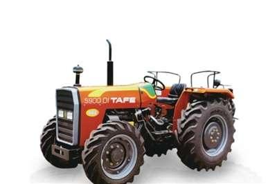 TAFE Four wheel drive tractors TAFE 5900 DI 4WD Tractors