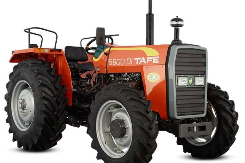 TAFE Tractors Four wheel drive tractors TAFE 5900 DI 4WD 2019