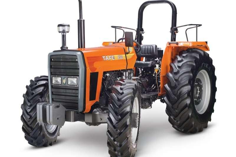 TAFE Tractors Four wheel drive tractors TAFE 8502 4WD 2019