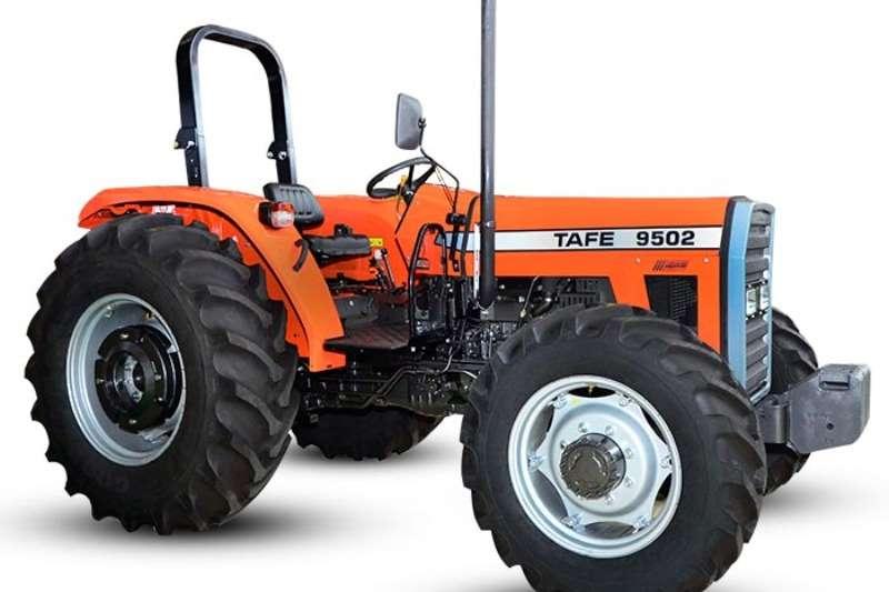TAFE Four wheel drive tractors TAFE 9502 4WD Tractors
