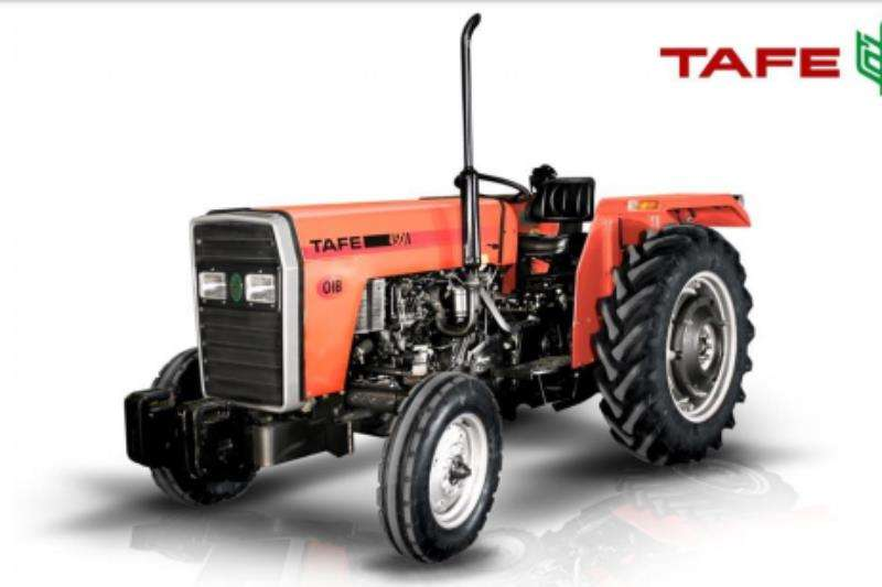 TAFE Tractors Two Wheel Drive Tractors TAFE 45 DI 35 KW 2 WHEEL DRIVE 2019