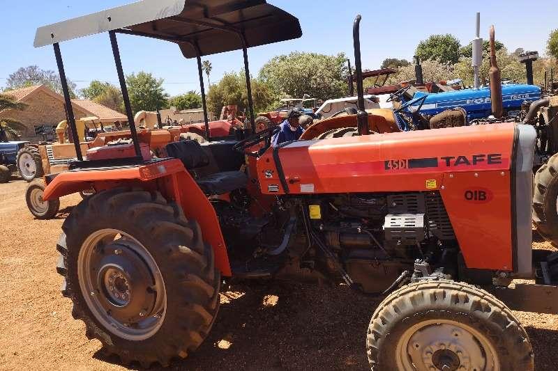 TAFE Tractors Two wheel drive tractors TAFE 45DI 2016