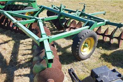 Tandem Off-Sets 18x18 36 Hydraulic Disc Harrow Tillage equipment