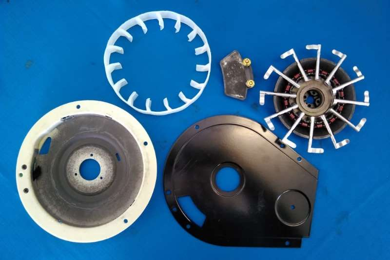 Technology and power FINGER POWER PRECISION PLANTING PARTS