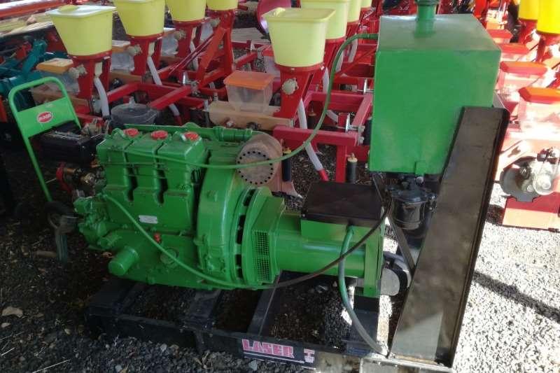 Technology and power Generators 3 Cylinder Lister Gen 7.5 KVA