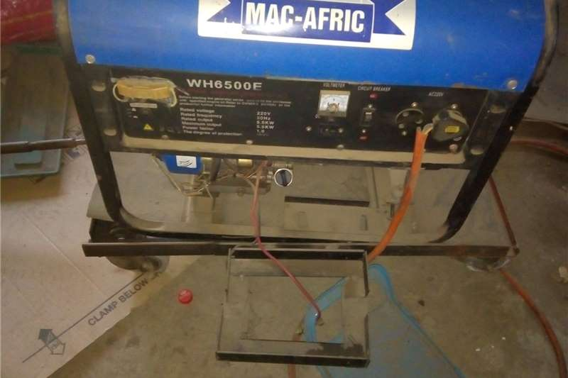 Generators genarator to swop Technology and power